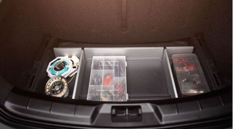 V40 Load Compartment Organiser